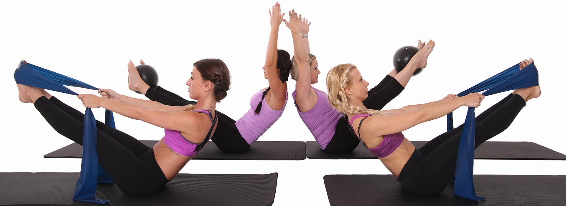 Power Pilates classes and times